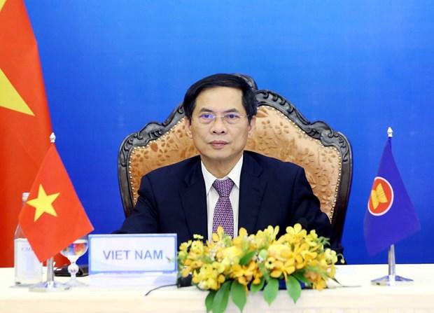 ASEAN y UE consideran establecer TLC bilateral hinh anh 2