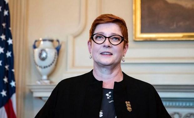 Australia ratifica compromiso de impulsar asociacion con ASEAN hinh anh 1