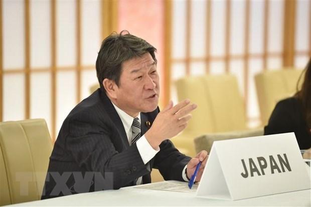 Japon rechaza acciones unilaterales para cambiar status quo en Mar del Este hinh anh 1