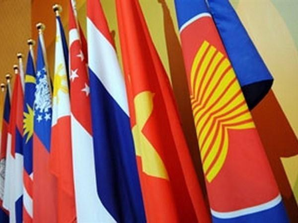 Conmemoran en Indonesia aniversario 54 de fundacion de la ASEAN hinh anh 1