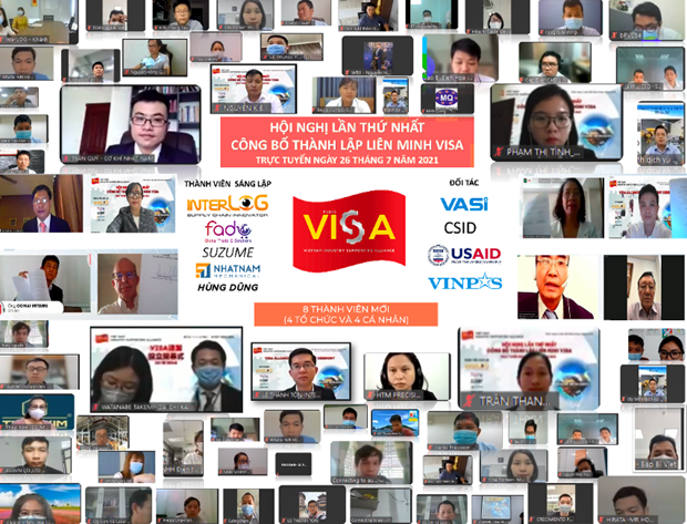 Establecen la Alianza de Apoyo a la Industria de Vietnam hinh anh 1