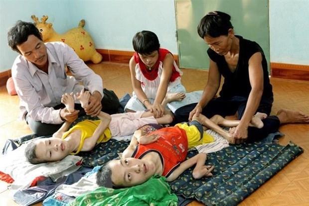 60 anos de desastre del Agente Naranja en Vietnam: la guerra catastrofica hinh anh 3