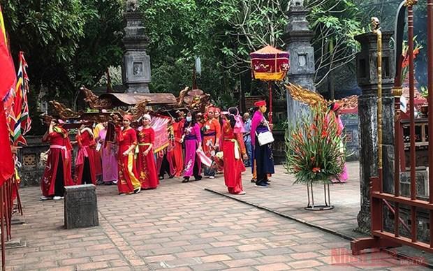 Aprueban proyecto para digitalizacion de datos de festivales en Vietnam hinh anh 1
