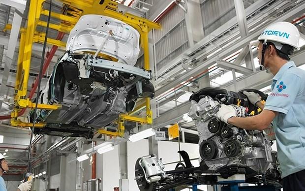 THACO AUTO: lider en fabricacion y comercio de automoviles en Vietnam hinh anh 1