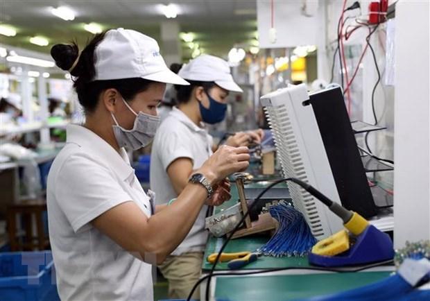 Crecimiento de Vietnam este ano podria alcanzar seis por ciento, segun expertos hinh anh 1
