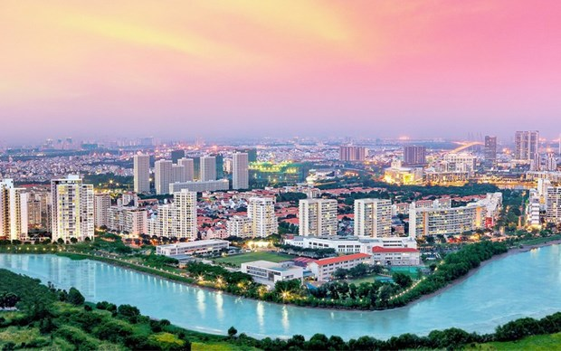 Amplian empresas singapurenses inversiones en mercado inmobiliario de Vietnam hinh anh 1