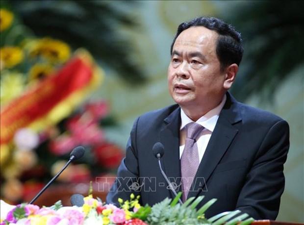 Vietnam y Laos abogan por intensificar cooperacion parlamentaria hinh anh 1