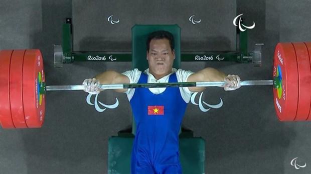 Vietnam participara en tres deportes de Juegos Paralimpicos de Tokio 2020 hinh anh 1