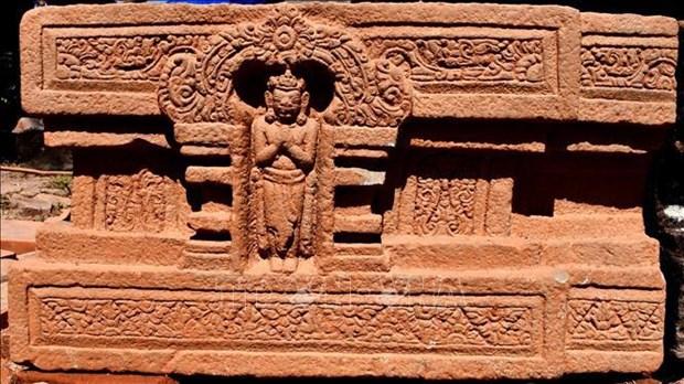 Altar en santuario patrimonial podra ser nuevo tesoro nacional de Vietnam hinh anh 1