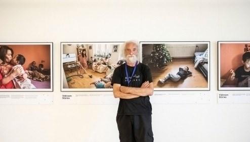 Organizan exposicion fotografica sobre comunidad de vietnamitas en Republica Checa hinh anh 1
