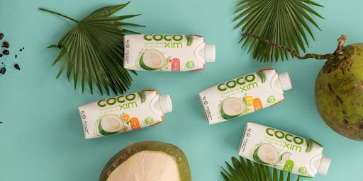 Empresario belga lleva agua de coco vietnamita al mercado europeo hinh anh 1