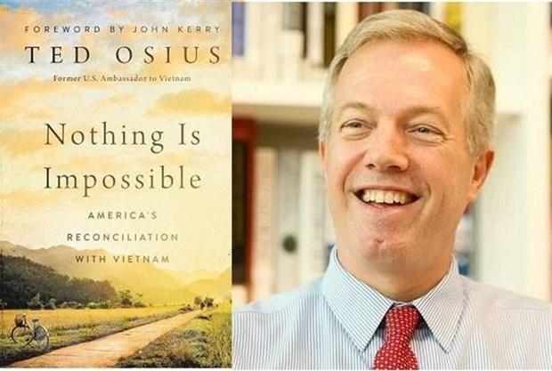 """Presentan libro """"Nada es imposible: La reconciliacion de Estados Unidos con Vietnam"""" hinh anh 1"""