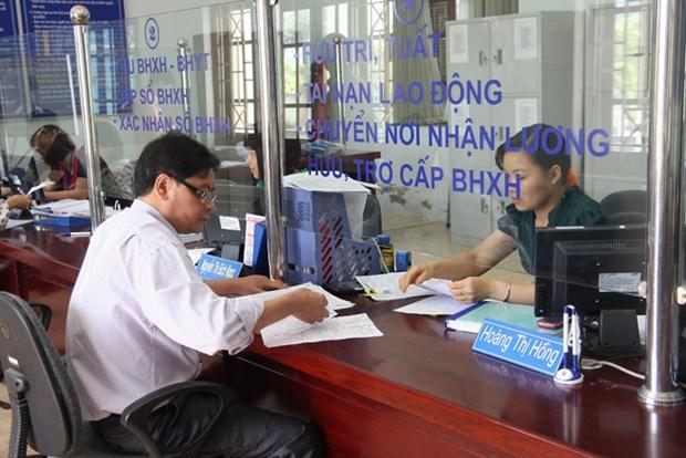 Provincia vietnamita de Vinh Phuc planea alcanzar 95 por ciento de cobertura del seguro medico hinh anh 1