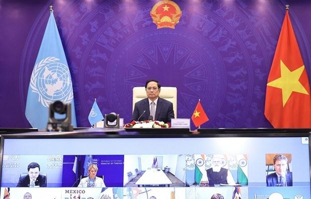 Expertos ucranianos elogian iniciativas de Vietnam para mejorar seguridad maritima hinh anh 1
