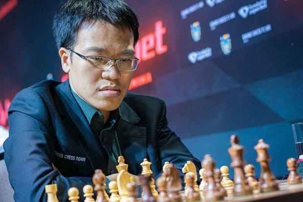 Ajedrecista vietnamita gana segundo lugar en torneo Chessable Masters 2021 hinh anh 1