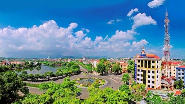 Provincia vietnamita de Vinh Phuc por mejorar espacios urbanos y desarrollar economia hinh anh 1