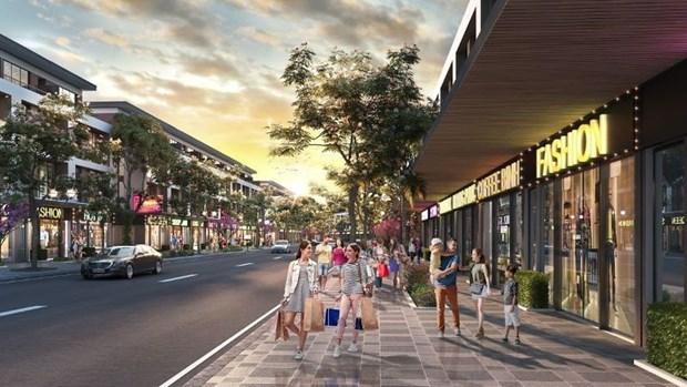 Provincia vietnamita de Vinh Phuc por mejorar espacios urbanos y desarrollar economia hinh anh 2