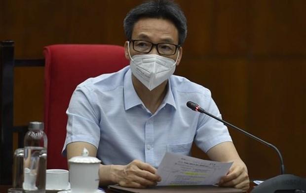 Instan a Ciudad Ho Chi Minh a reforzar medidas contra COVID-19 hinh anh 1