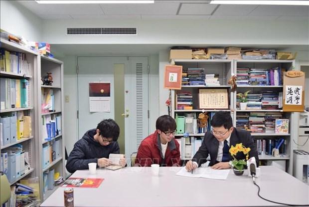 Vietnam, con segundo mayor numero de estudiantes internacionales en Japon hinh anh 1