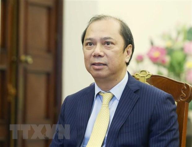 Proponen medidas para fomentar asociacion estrategica integral Vietnam- la India hinh anh 1