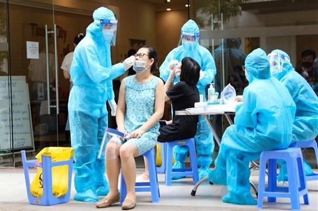Vietnam supera los 241 mil contagios del COVID-19 hinh anh 1