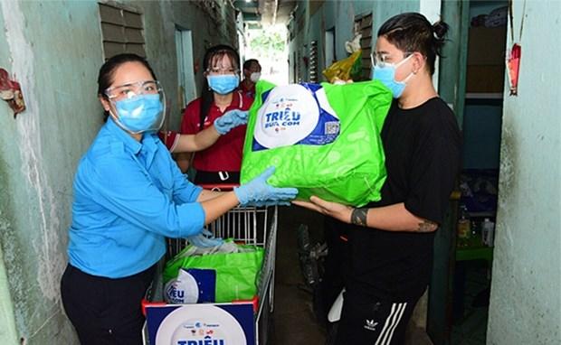 Impulsan emulacion en saludo a efemeride de Federacion de Juventud de Vietnam hinh anh 1