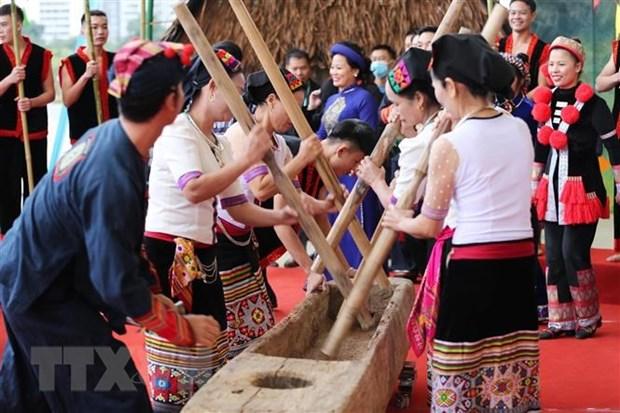 Posponen Festival de etnias minoricas del Noreste de Vietnam hinh anh 1