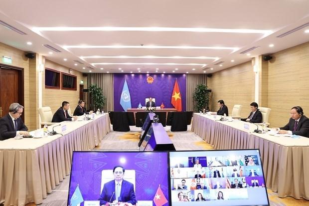 Positivas opiniones rusas acerca de iniciativas vietnamitas sobre seguridad maritima hinh anh 1