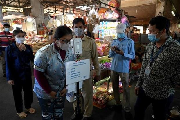 Camboya y Laos intensifican esfuerzos de prevencion de pandemia hinh anh 1