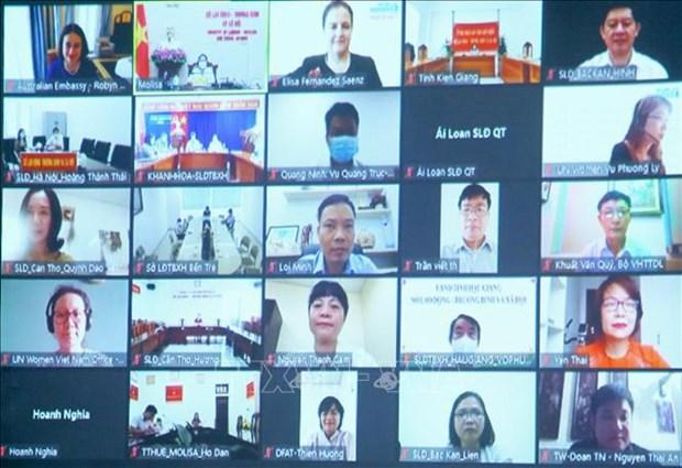 Logra Vietnam resultados alentadores en igualdad de genero en ultima decada hinh anh 2