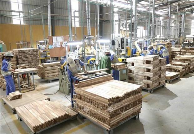 India no impone impuestos antidumping sobre productos madereros de Vietnam hinh anh 1