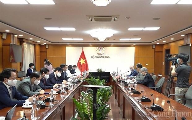 Impulsan cooperacion comercial Vietnam- Finlandia a traves de EVFTA hinh anh 1