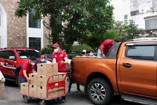 Ciudad Ho Chi Minh extendera distanciamiento social por un mes mas hinh anh 2