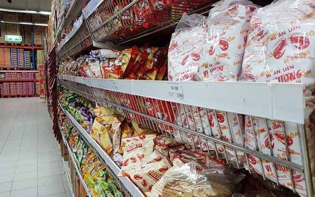 Vietnam, tercer mayor consumidor mundial de fideos instantaneos hinh anh 1