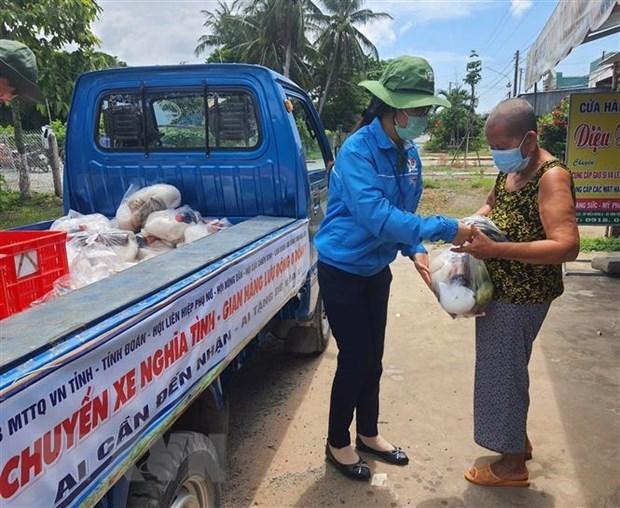Instan a localidades vietnamitas a garantizar apoyo a pobladores en medio de COVID-19 hinh anh 1