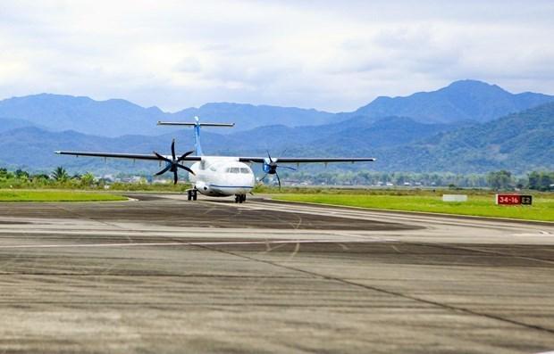 Comenzaran en diciembre expansion del aeropuerto vietnamita de Dien Bien hinh anh 1