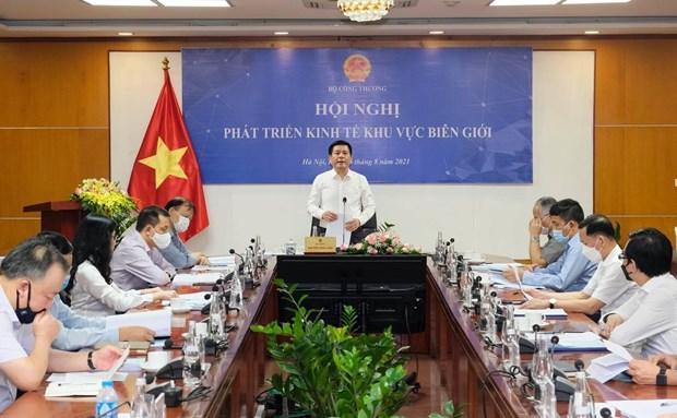 Proponen soluciones para robustecer comercio transfronterizo en Vietnam hinh anh 1