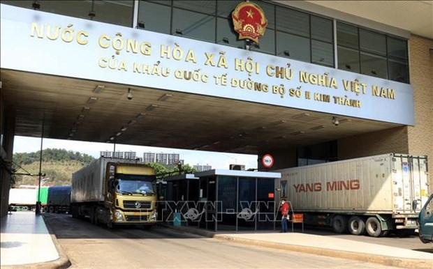 Proponen soluciones para robustecer comercio transfronterizo en Vietnam hinh anh 2