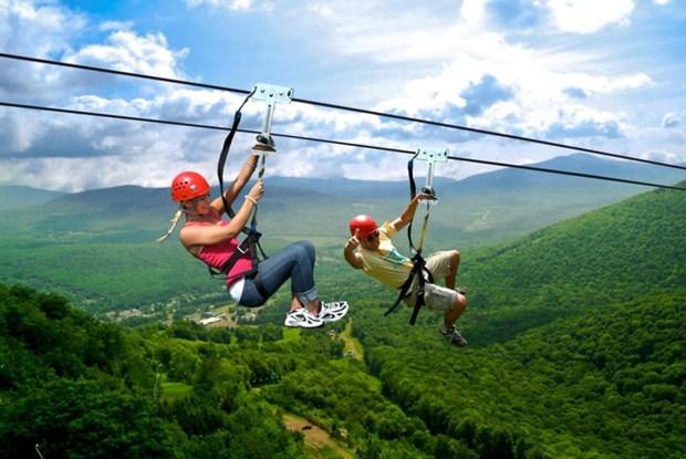 Desarrollaran deportes extremos en provincia vietnamita de Ha Giang hinh anh 1