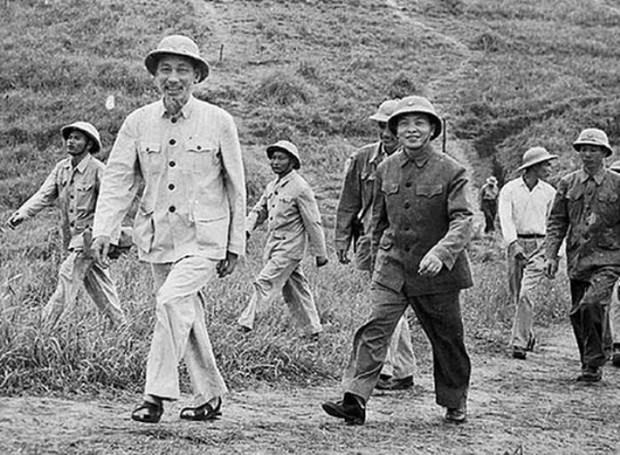 Efectuaran en Vietnam exhibicion virtual sobre el legendario general Vo Nguyen Giap hinh anh 2