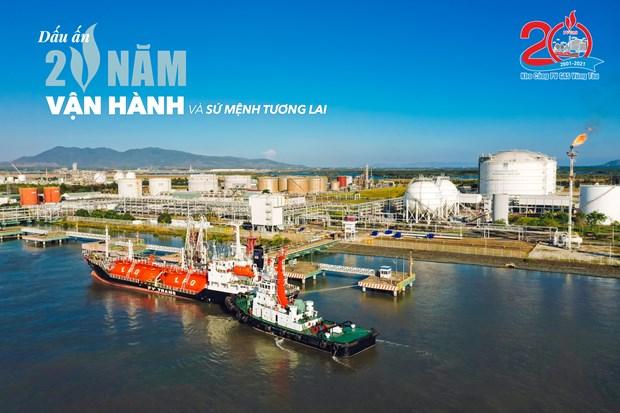 Destacan papel del almacen de gas licuado de petroleo KCTV en Vietnam hinh anh 1