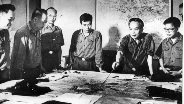 Efectuaran en Vietnam exhibicion virtual sobre el legendario general Vo Nguyen Giap hinh anh 1