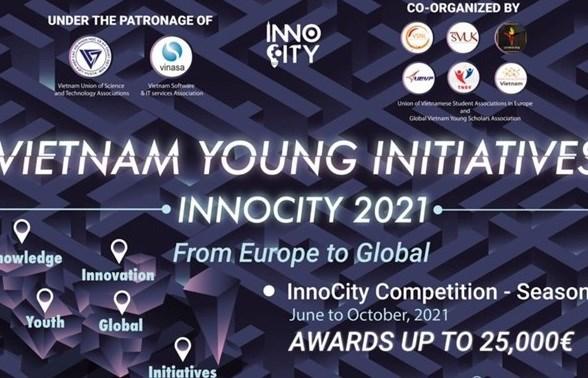 Lanzaran Programa de Iniciativa Juvenil de Vietnam de 2021 hinh anh 1