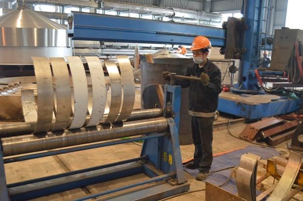 Hanoi por desarrollar productos industriales clave hinh anh 1