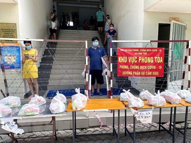 Ciudad Ho Chi Minh ofrece asistencia a personas con dificultades economicas hinh anh 1