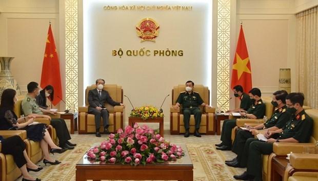 China suministrara a Vietnam 200 mil dosis de vacuna contra el COVID-19 hinh anh 1