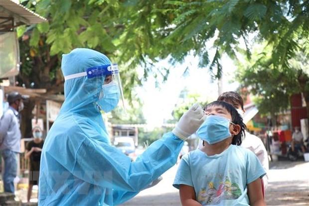 Vietnam confirma otros nueve mil 605 casos del COVID-19 hinh anh 1