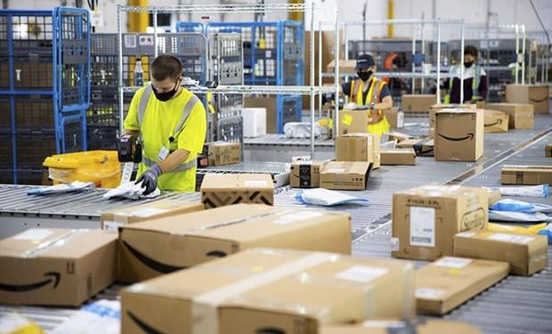 Vietnam coopera con Amazon en promocion de exportaciones hinh anh 1