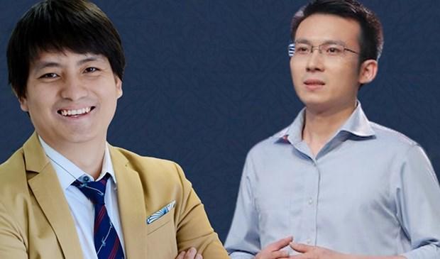 Honrados representantes vietnamitas entre lideres jovenes de Asia hinh anh 1