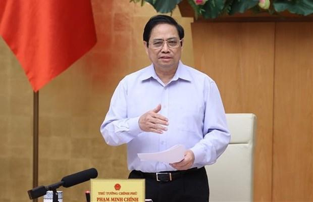 Exigen perfeccionar instituciones a favor del desarrollo de Vietnam hinh anh 1